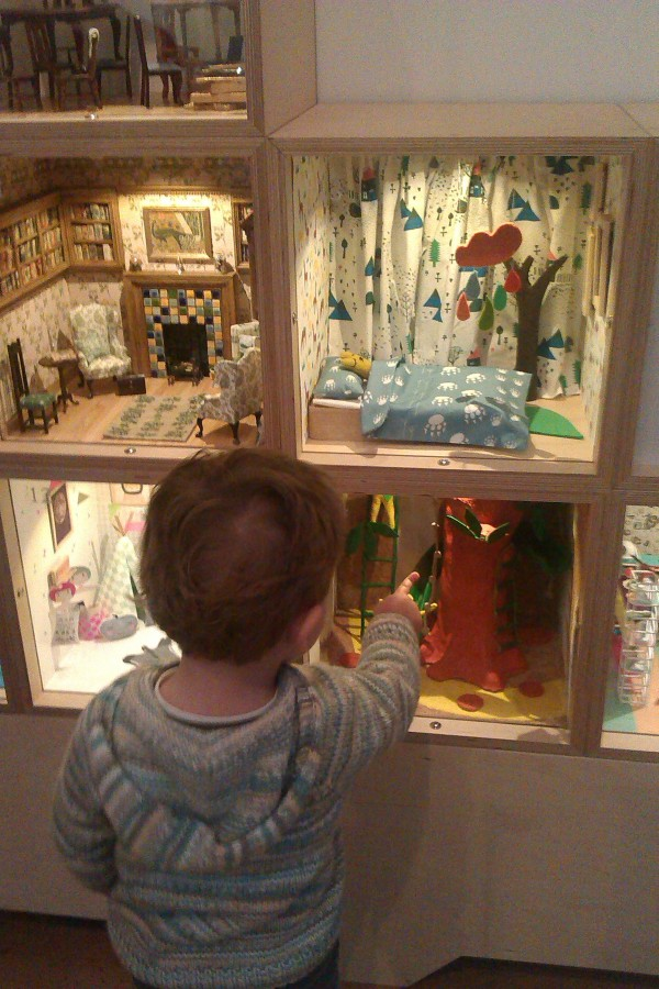 Review: Small Stories at the Museum ofChildhood