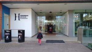 Horniman Museum main entrance